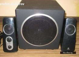 Аудио система Logitech z 523