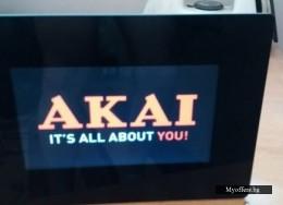 Дигитална фоторамка AKAI ABF700