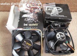 Компютърни вентилатори be quiet, Arctic fan 3 tc