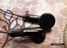 Слушалки Sennheizer MX270