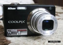 Nikon Coolpix S630 12MP цифров фотоапарат с 7х оптично
