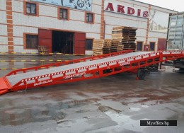 Отлични мобилни рампи за товарене AUSBAU от производителя