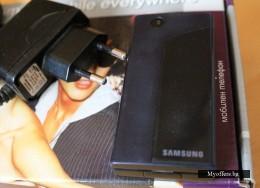 Samsung SGH-X520 мобилен телефон