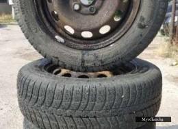 Гуми и железни джанти за VW Sharan