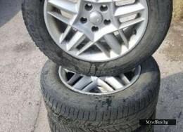 Джанти със гуми 16 за Renault Espace