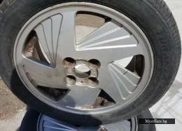 Джанти с гуми за Opel 195х55 R15