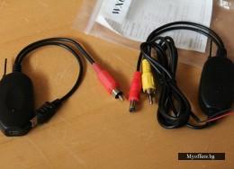 Безжични модули за камери за заден ход или навигации