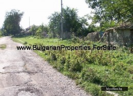 Продава се къща с голям парцел в село Садина
