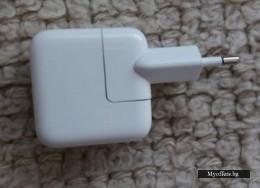 Зарядно устройство Apple A1401 за iPhone/iPad/iPod, 12W, 5.2V/2.4A