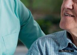 Гледане на възрастен човек/семейство или болен човек