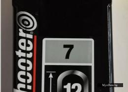 Скоби за такер Stanley за кабели, ф6/12мм, тип 7