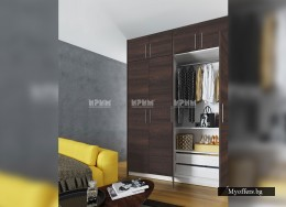 Модулни гардеробни системи