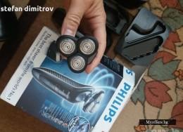 Самобръсначка Philips RQ1075 не се зарежда