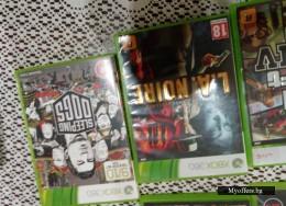 Xbox 360 с бонус 11 игри