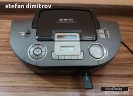 Philips AZ1834  Радио CD/MP3 плеър