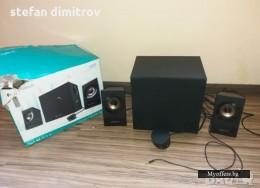 Аудио система Logitech z533