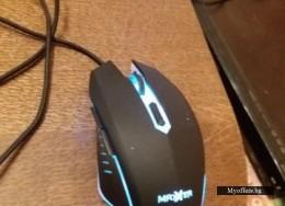 Геймърска мишка MAXTER