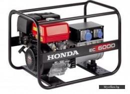Монофазен генератор 6kW под наем