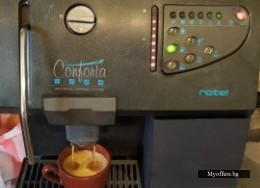Кафемашина робот Rotel Conforta