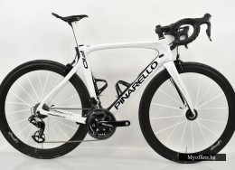 2019 Pinarello Dogma F10 Carbon Bike 54cm Wht Quarq Di2 Lightweight Me